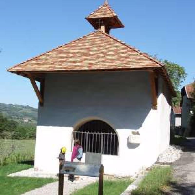 Chapelle de Lagneux à Yenne