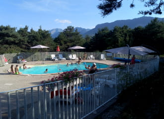 Camping la Chabannerie