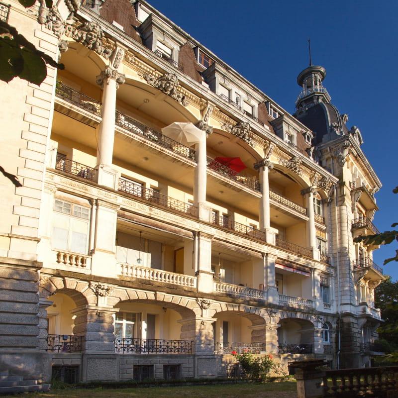 Immeuble Beauregard - balcon 2eme étage