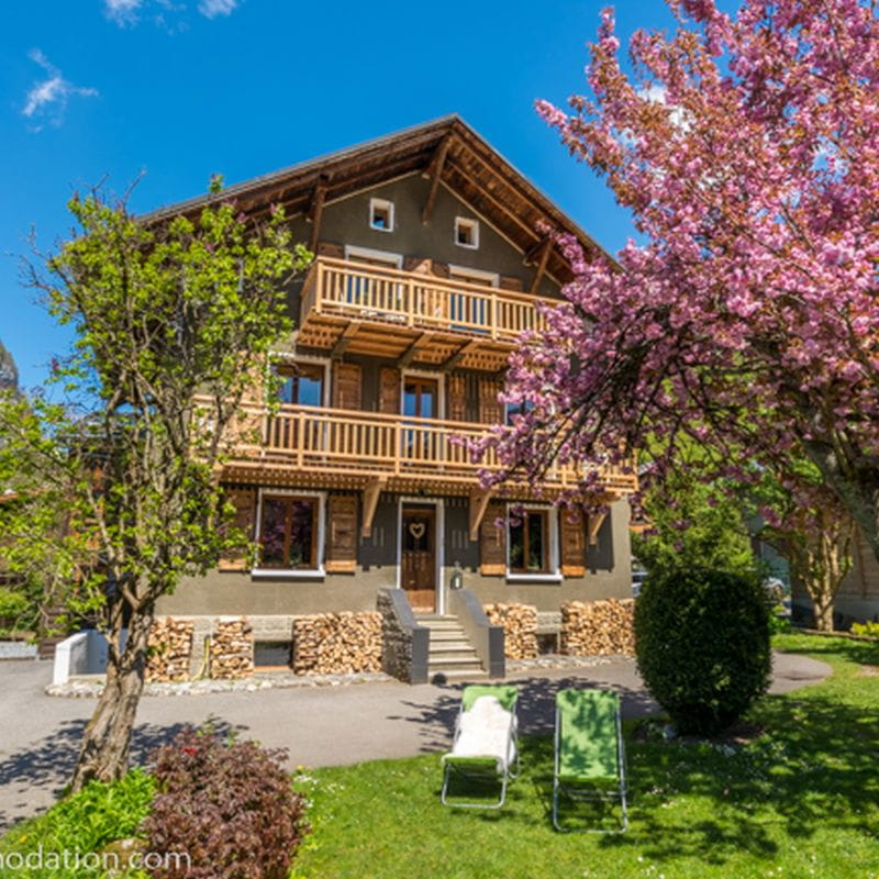 Chalet Moccand