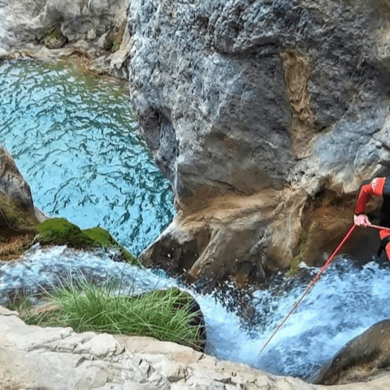Canyoning - Eaux Vives - Morzine