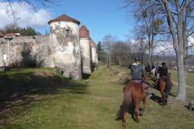 Randonnées à cheval - Caval'Tour