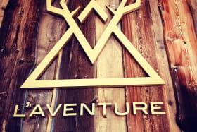 Logog restaurant L'Aventure