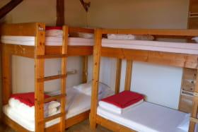 chambre enfants lits superposés