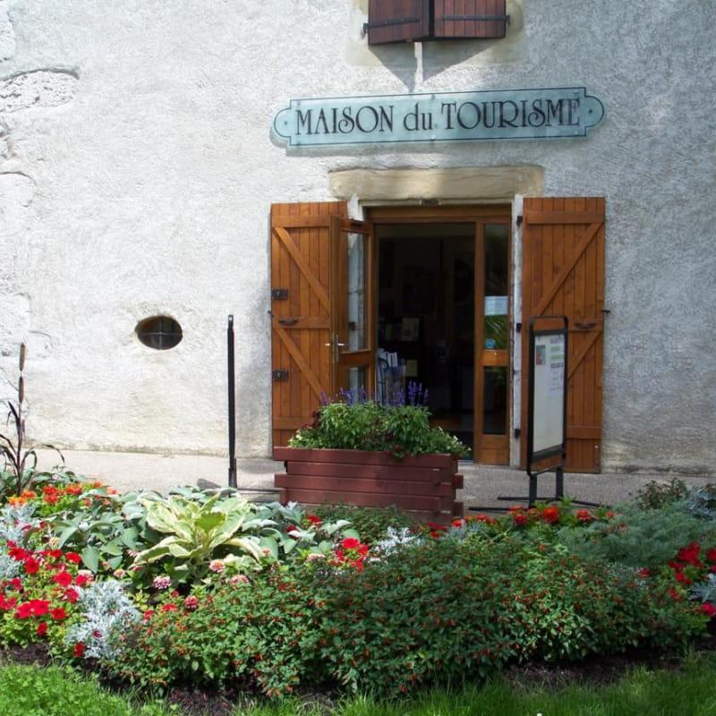 Office de Tourisme Coeur de Chartreuse - Accueil Touristique de Saint Laurent du Pont