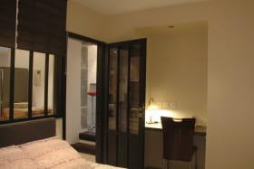 chambre double intérieur
