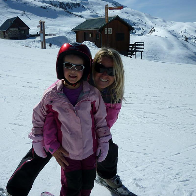Cours de ski par V.O COACHING