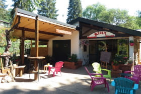 Accueil et snack bar