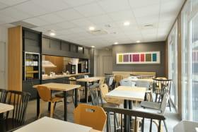 Salle petit-déjeuner 2