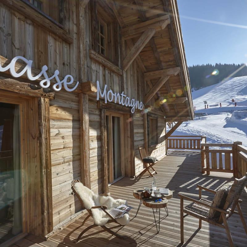 Lodge Le Chasse Montagne