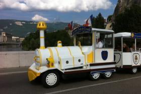 Petit train touristique de Grenoble