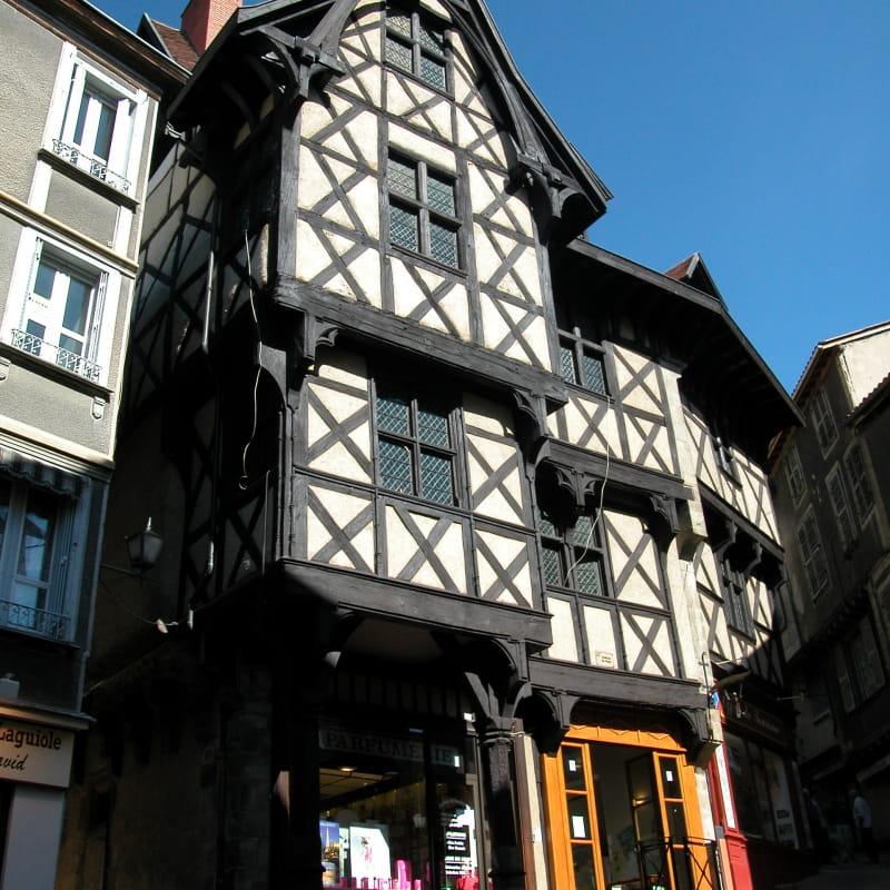 Maison du Pirou