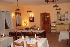 Auberge de la Fontaine bar