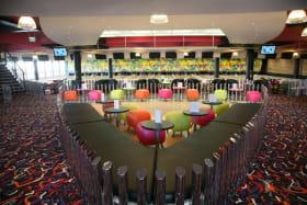 pistes de bowling & espace