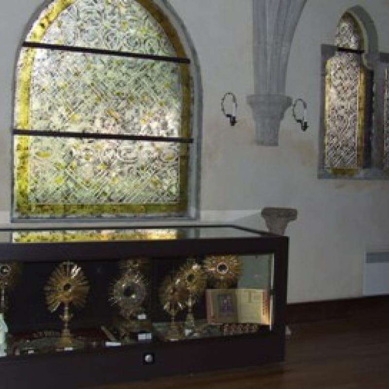 """Exposition """"Trésor d'Art Sacré du Pays de Montsalvy"""""""