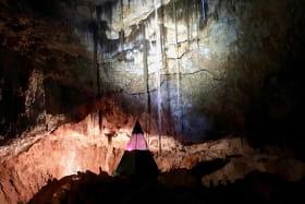 Spélé'hôtel, le premier lieu de nuitée souterraine au monde