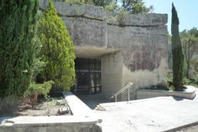 Fermé temporairement - Les Caves Cathédrales du Mas Théo