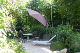 Terrasse Privative de la Chambre d'hôtes-