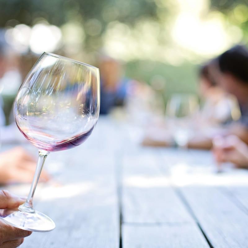 Dégustation de vin de Savoie à la ferme de la Correrie