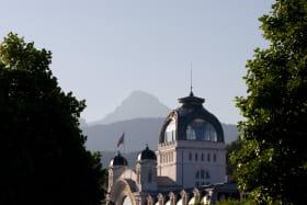 Dôme du Palais Lumière