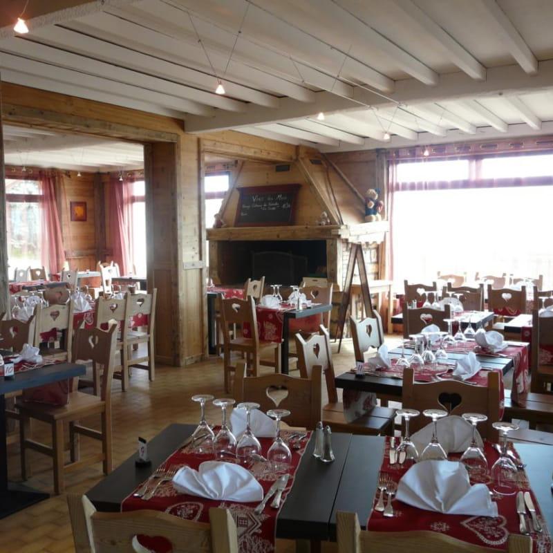 Restaurant Le Pont de Champ