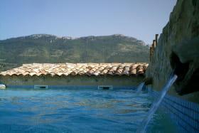 piscine Domaine La Vanige - gîtes à Sainte Jalle