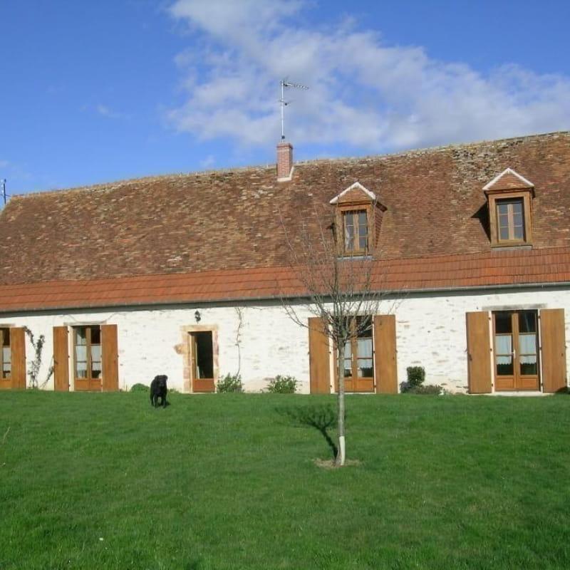 Domaine du Petit Lage, Chambres d'hôtes à St DESIRE dans l'allier en AUVERGNE