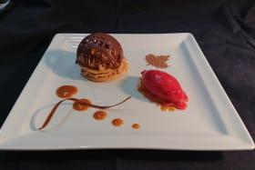 Plat Brasserie des Rives de l'Ain