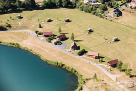 Les Roulottes du Lac des Graves