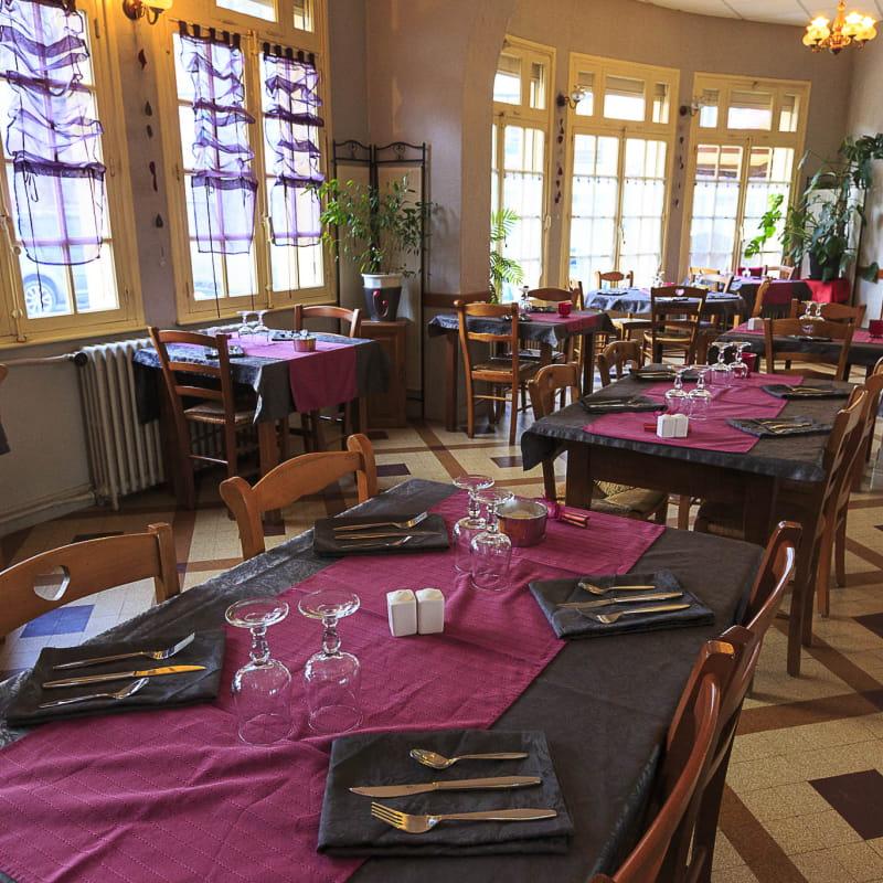 Restaurant la Vieille Côte à Cerdon