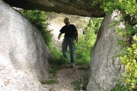 tunnel de roche