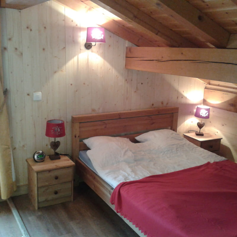Chalet Le Saboia - Appartement Le Tyrol - 4 pers.