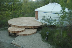 Eco-camping Oasis Bellecombe