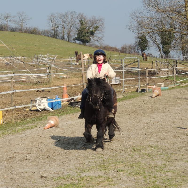 Apprenez l'équitation en vous amusant