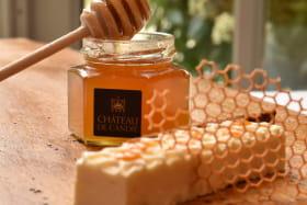 Dessert au miel
