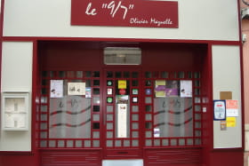 Restaurant Le 9/7 Olivier Mazuelle