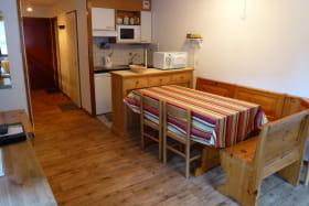 Résidence Le Soliet Ii - Appartement 2 pièces cabine 6 personnes - SOLII04