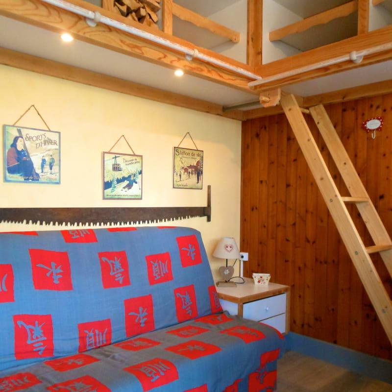 F2 de 34 m2 dans une maison