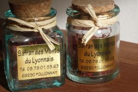 La safranière des Monts du Lyonnais