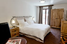 Chambre 1 Auberge de Savoie