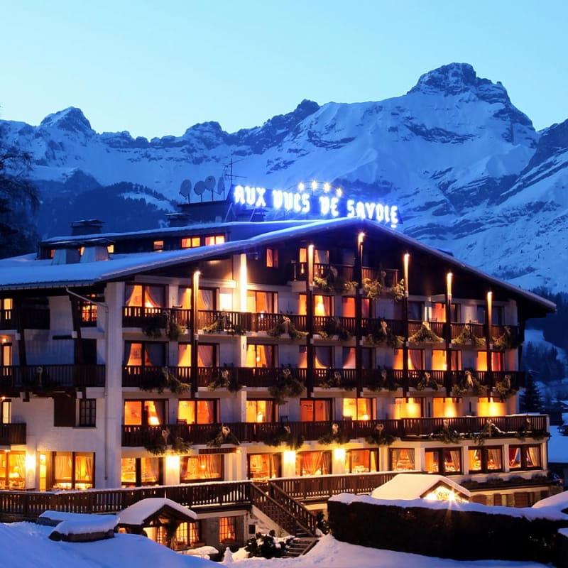 Hotel 4* Aux Ducs de Savoie à Combloux
