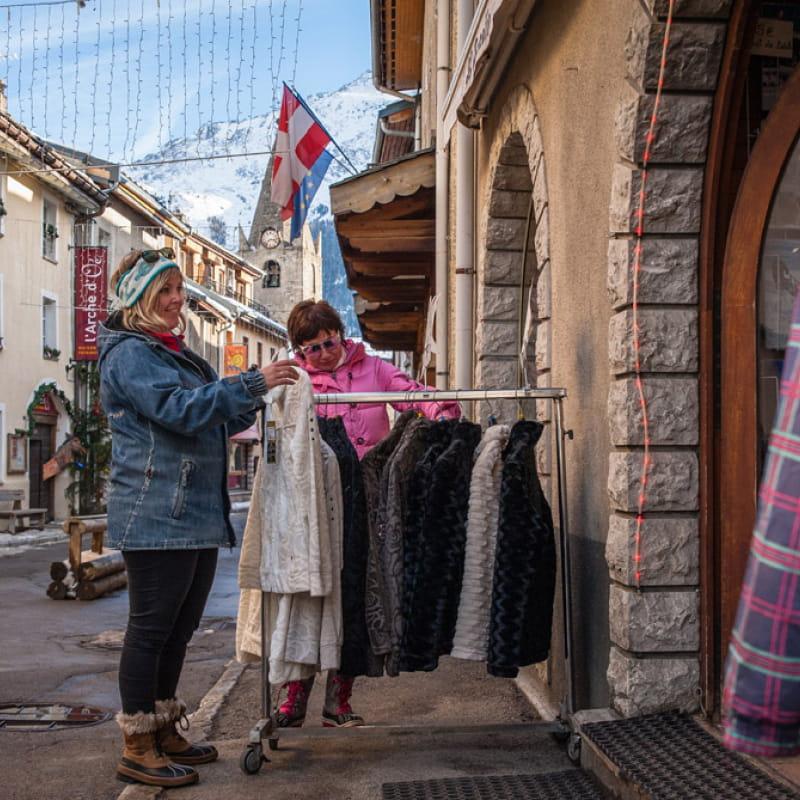 L'Ancolie, magasin e souvenirs au coeur du village d'Aussois