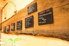 Photo restaurant la Bérangère - Menus