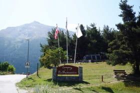 Camping caravaneige municipal ouvert toute l'année