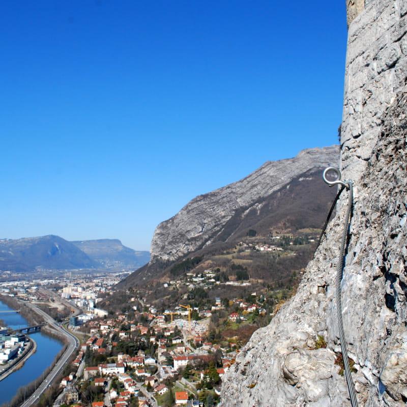 Découverte de la Via Ferrata avec Vertical Way