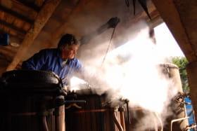 Distillerie Beautheac à Lussas