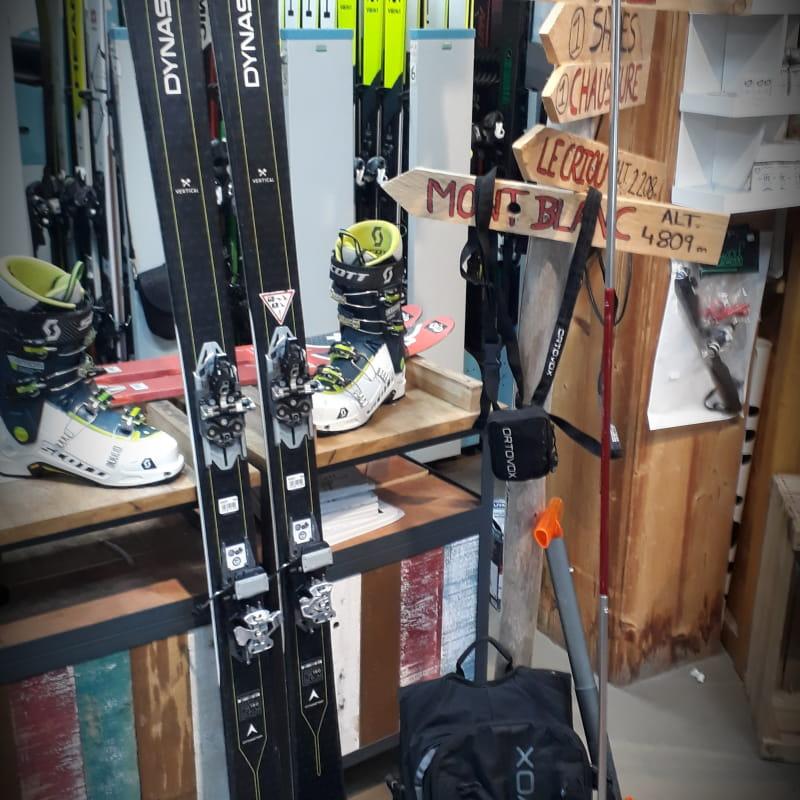 Location DVA pour ski de randonnée -  X'Trême Glisses