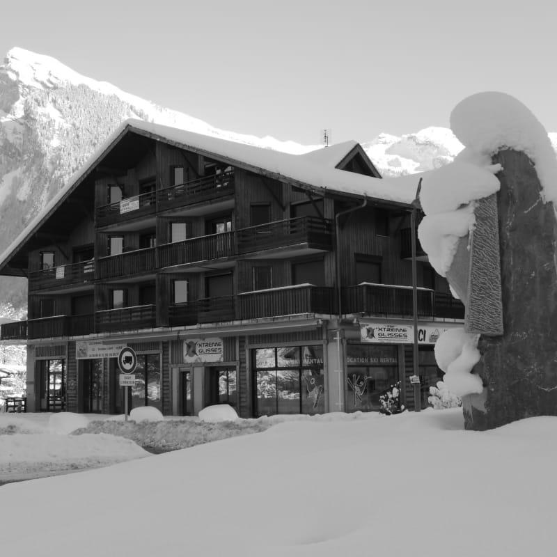 Location snowscoot - X'trême Glisses
