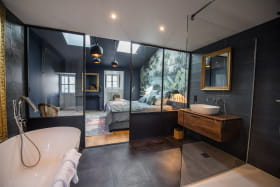suite Solene - salle de bain privative