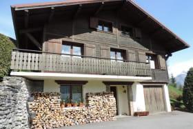 Le Mont-Blanc au balcon